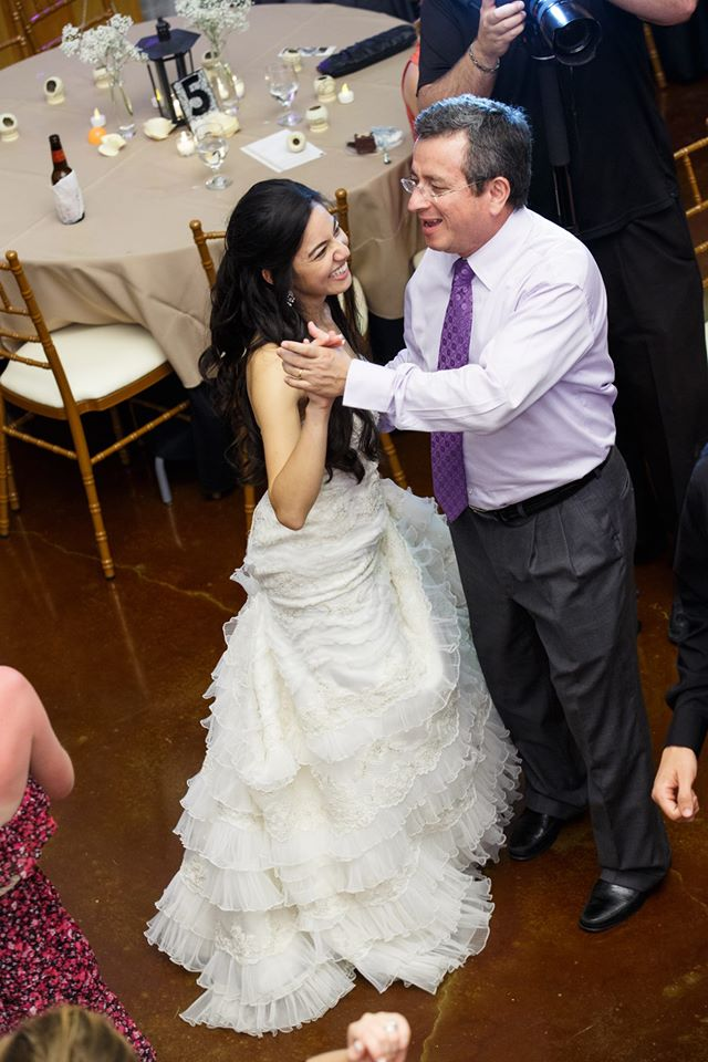 Austin Wedding Dance Lessons for Father-Daughter Dances