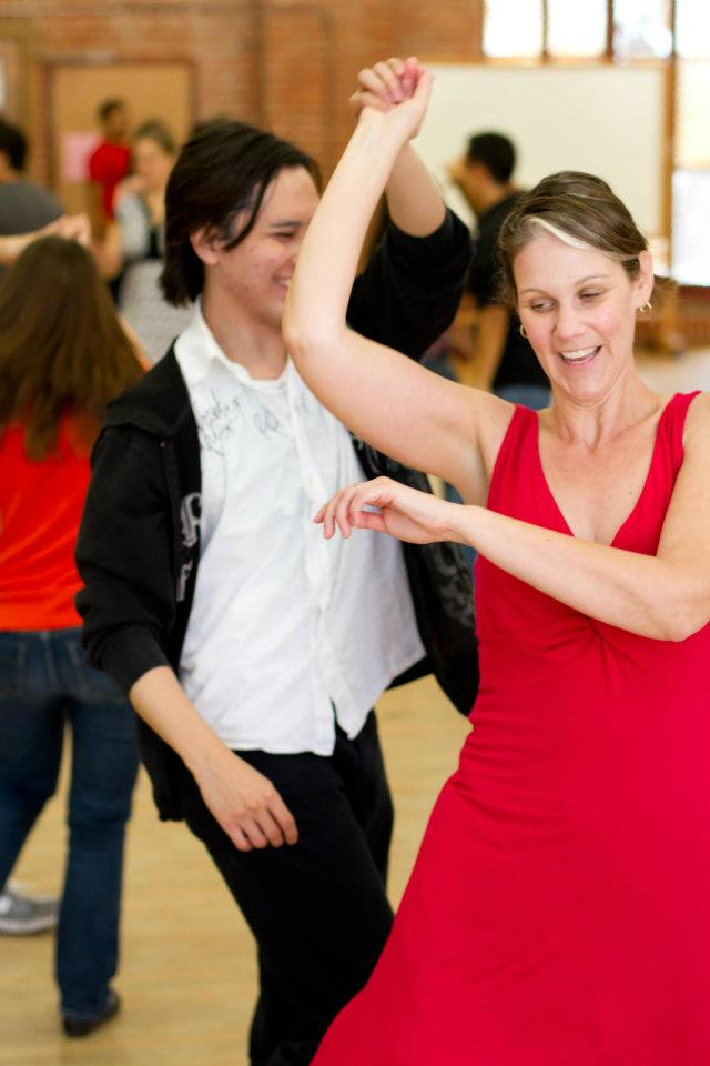 Swing Dance Lessons in Austin