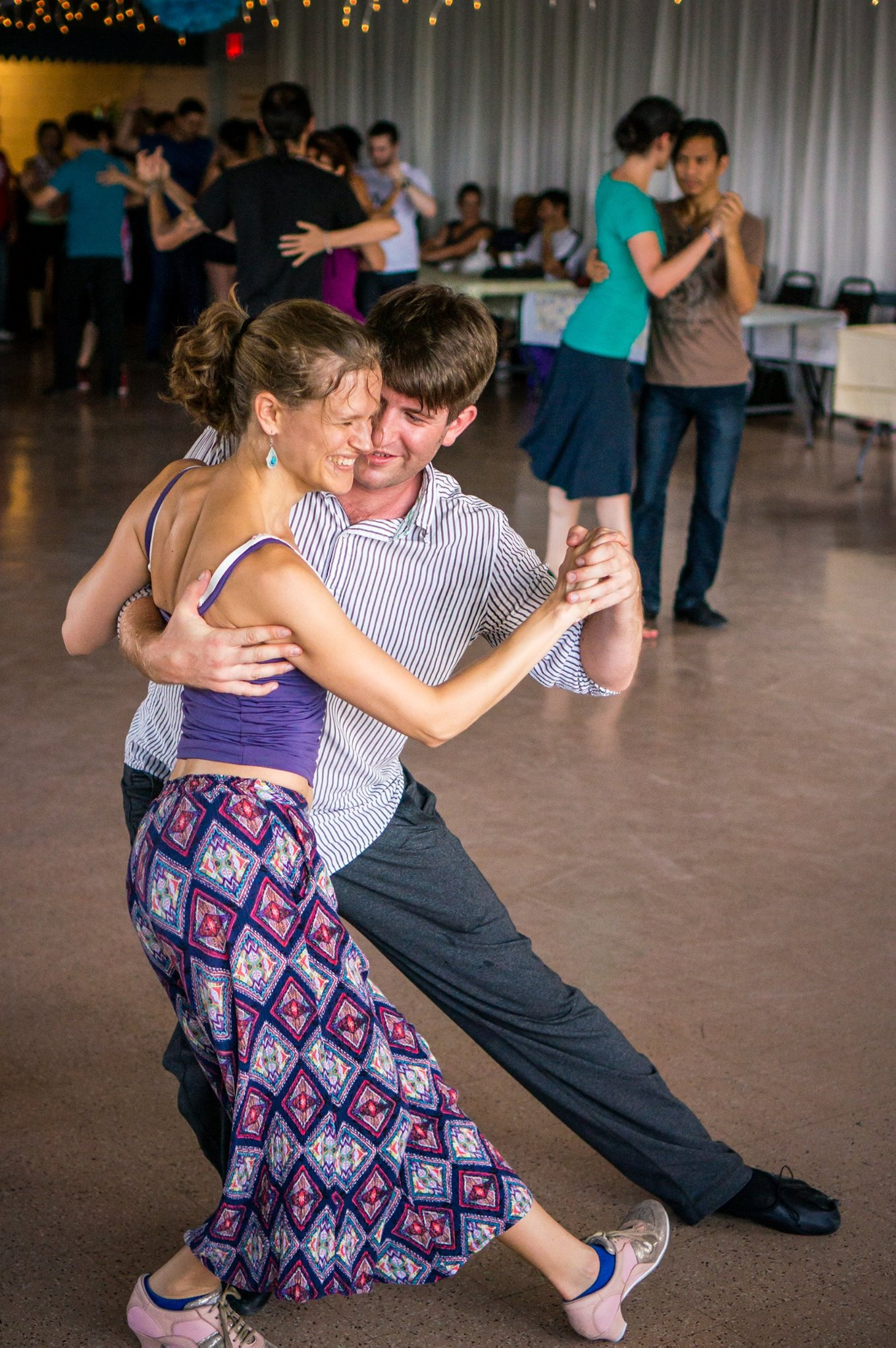 Tango Lessons in Austin