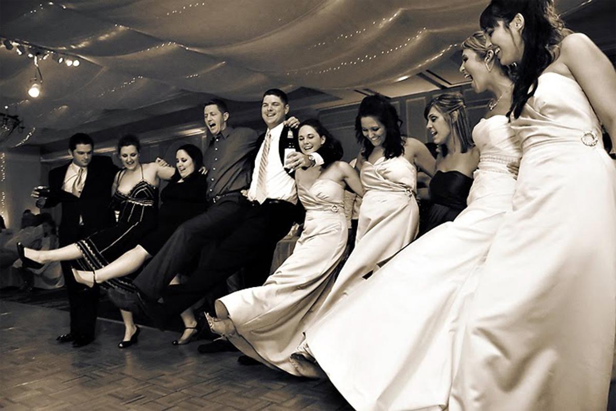 Flash Mob Wedding Party Dance In Austin