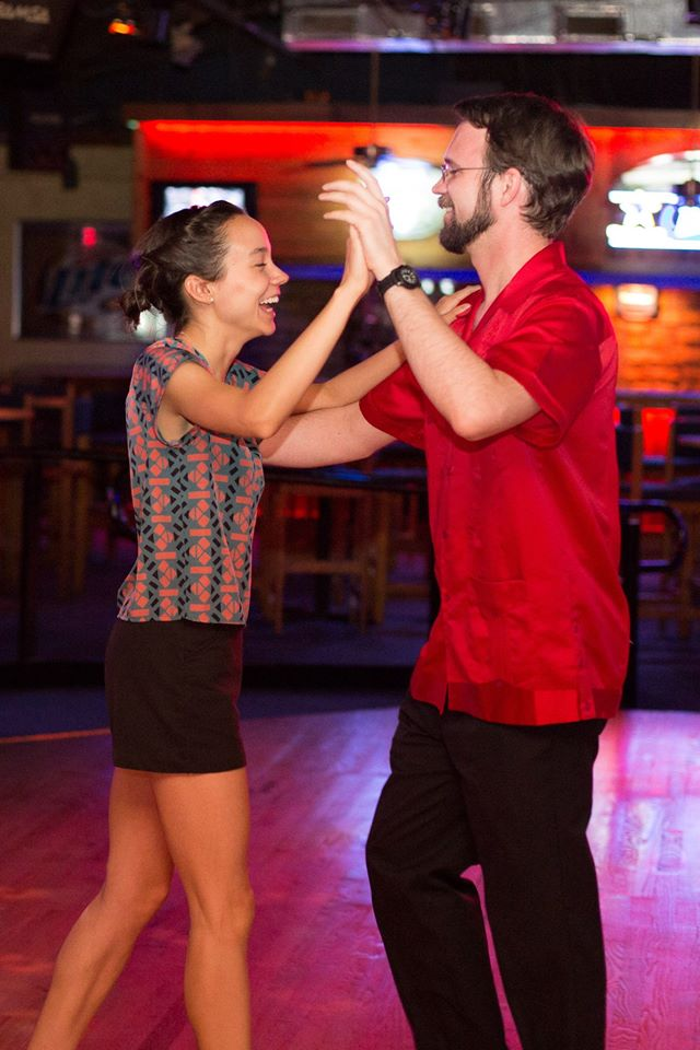 Salsa Dance Lessons in Austin